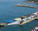 France - Evian, UIM F1 H20 Grand Prix of France July 15-17, 2016.  Photo: Simon Palfrader - Free editorial use only.